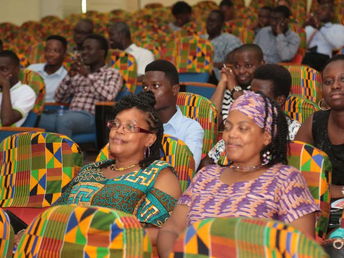 Dietician Advises Ghanaians to Eat More Local Food to Stay Healthy